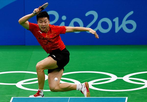 Ding Ning & Ma Long named 2016 ITTF Table Tennis Stars - USA -  Chinadaily.com.cn