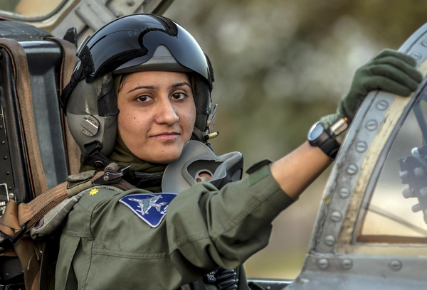 More women join Pakistan Air Force